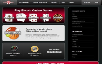 CasinoBitcoin