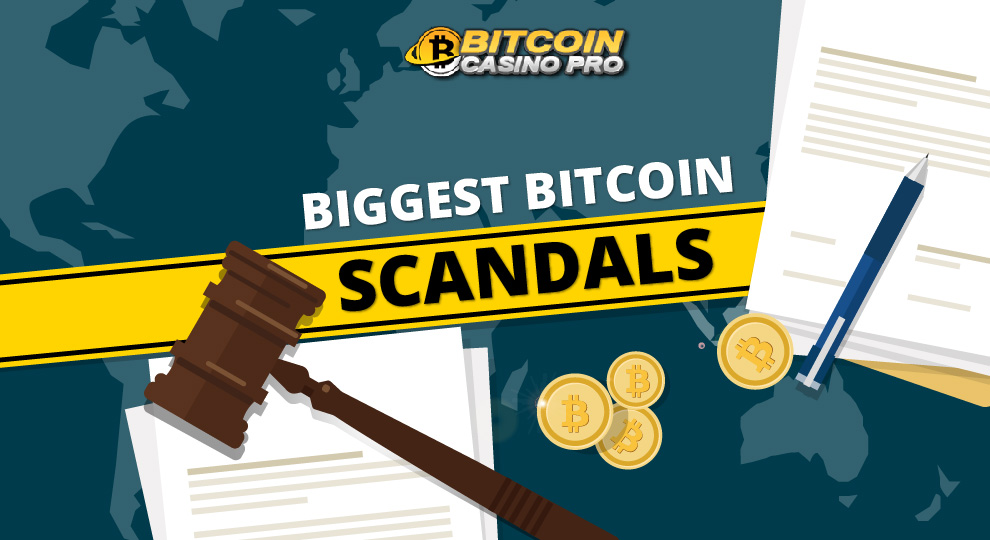 Biggest gambling scandals